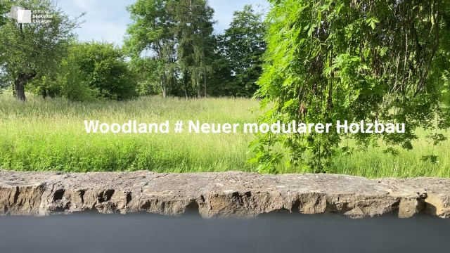 Neuer modularer Holzbau, Hero, Bild: SBT, SOARC