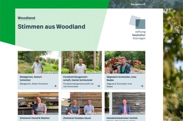 Stimmen aus Woodland