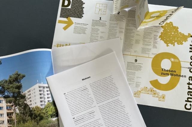 Work in progress: Charta der Zukunft des Wohnens und Bauens in Thüringen, Bild: SBT   Jessica Christoph